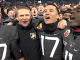 Army celebrates win over Navy in 2016