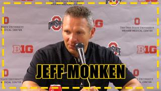 Jeff Monken Ohio State postgame