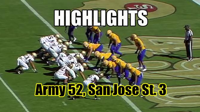 Army-San Jose State