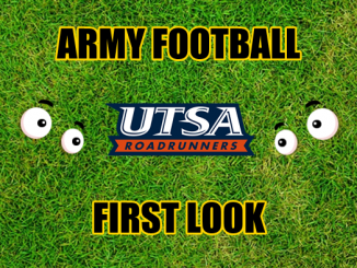 Eyes on UTSA logo