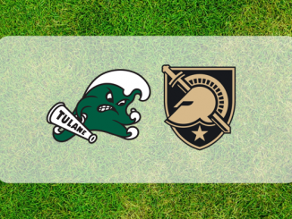 Tulane and Army logos