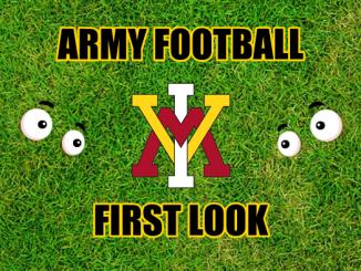Eyes on VMI logo